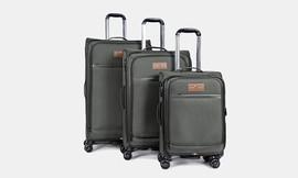 סט 3 מזוודות VILLAGIO ITALIA