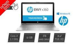 נייד HP מסך מגע 15.6 אינץ'