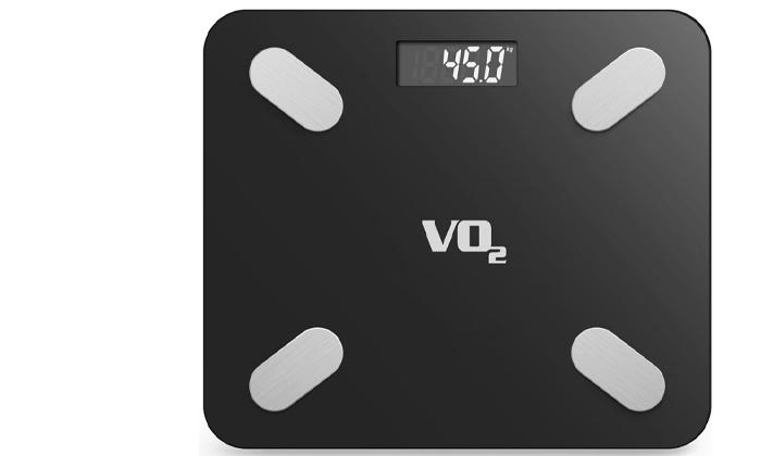 3 משקל חכם VO2 כולל אפליקציה