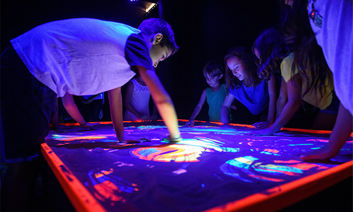 2 חנוכה במוזיאון גן המדע ברחובות - פעילויות לכל המשפחה