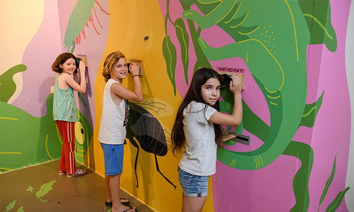 6 חנוכה במוזיאון גן המדע ברחובות - פעילויות לכל המשפחה