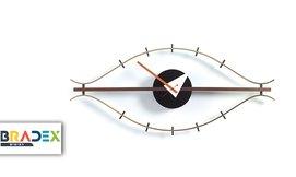 שעון קיר Eye Clock