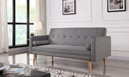 ספה תלת מושבית נפתחת למיטה
