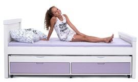 מיטת יחיד דגם נוגה