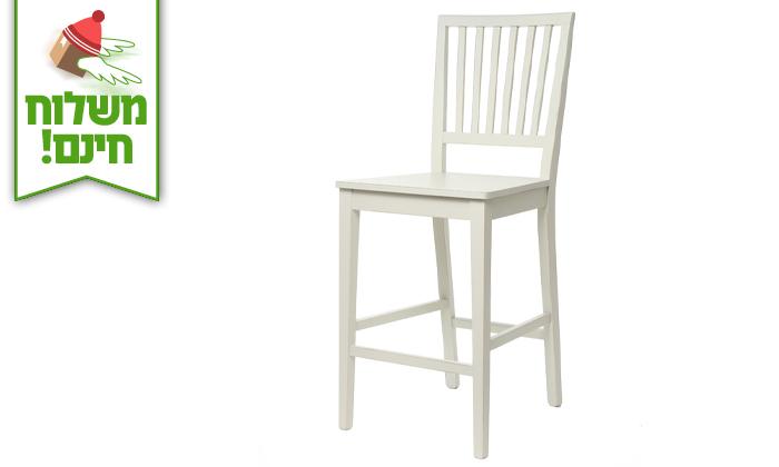 3 ביתילי: כיסא בר דגם אסיינדה - הובלה חינם!
