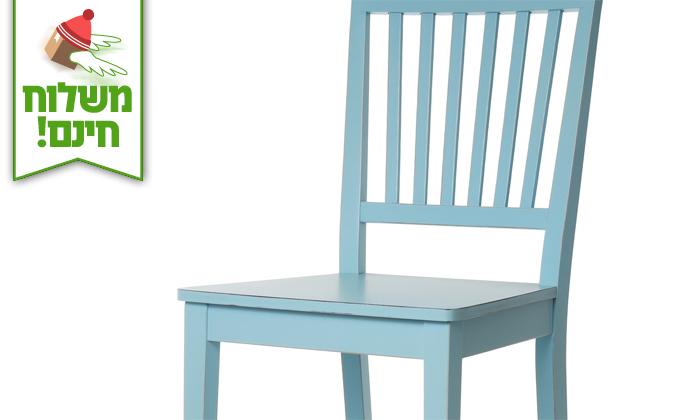 4 ביתילי: כיסא בר דגם אסיינדה - הובלה חינם!