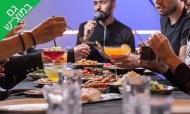 ארוחת ערב והופעת מלצרים מזמרים
