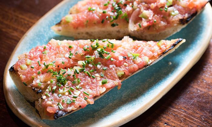 """8 מסעדת טפאו TAPEO הרצליה ות""""א - ארוחת שף זוגית"""