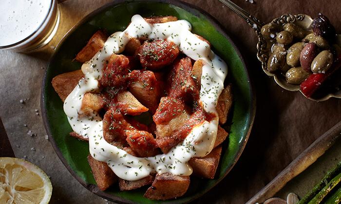 """11 מסעדת טפאו TAPEO הרצליה ות""""א - ארוחת שף זוגית"""