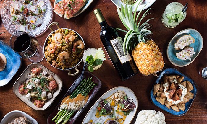 """14 מסעדת טפאו TAPEO הרצליה ות""""א - ארוחת שף זוגית"""