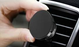 סט מתקני אחיזה מגנטיים לרכב
