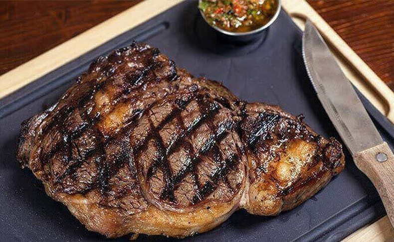 ארוחה זוגית - רשת רק בשר