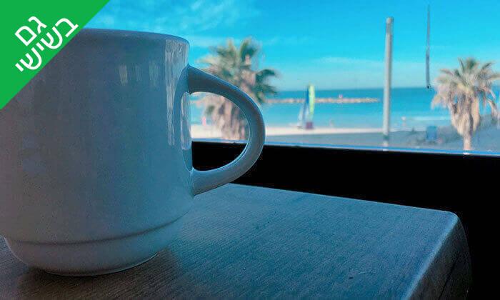 9 ארוחת בוקר במלון הרודס תל אביב