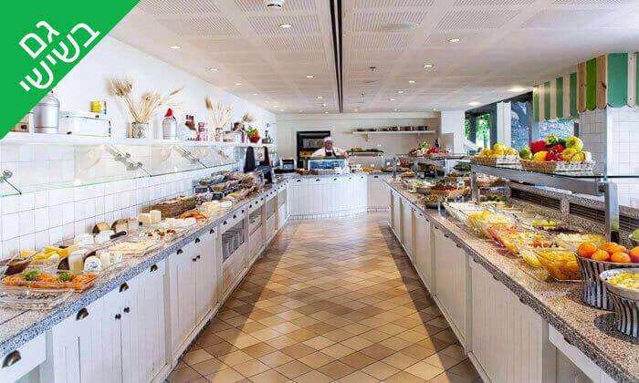 5 ארוחת בוקר במלון הרודס תל אביב