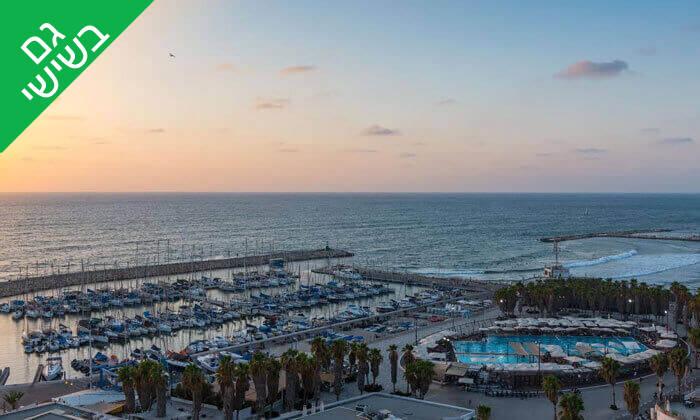 10 ארוחת בוקר במלון הרודס תל אביב