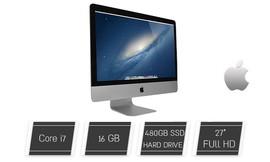 מחשב Apple AIO i7 מסך ''27