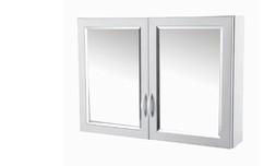 ארונית תלייה 2 דלתות עם מראה