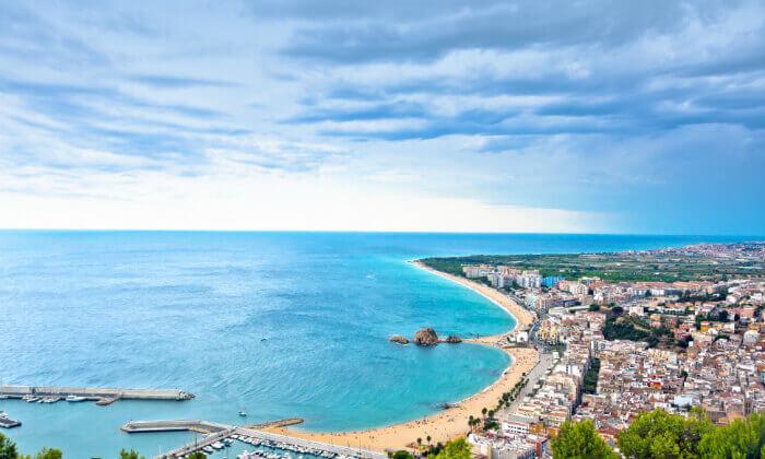 קוסטה בראווה, כולל פסח ושבועות - רצועת חוף יפהייפיה באווירה ספרדית