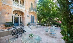 מלון בוטיק בירושלים כולל סופ
