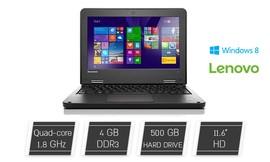 נייד Lenovo מסך 11.6 אינץ'