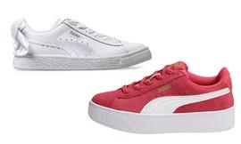 נעלי PUMA לילדות
