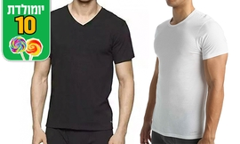 3 חולצות טי שירט Calvin Klein