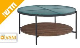 שולחן סלון דגם דקו