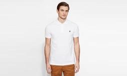 חולצת פולו לגברים Timberland