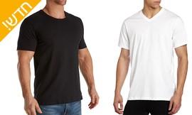 3 חולצות טי שירט HUGO BOSS