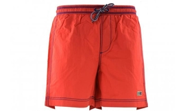 בגד ים אדום לגברים