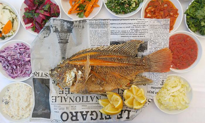 6 מסעדת בני הדייג, ראשון לציון - ארוחה זוגית