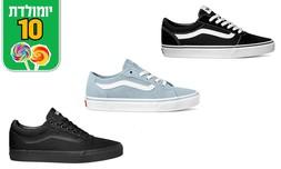 נעלי סניקרס לנשים Vans