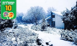 כפר הנופש עין זיוון, כולל יקב