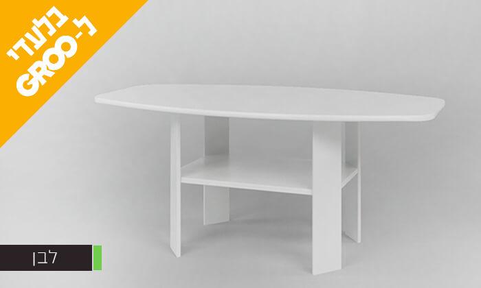 4 סט שולחן סלון ומזנון