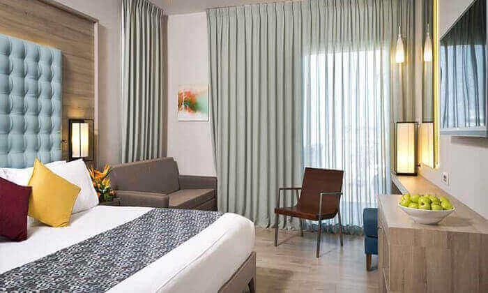 8 מלון אסטרל ויליג' אילת, כולל טיסות