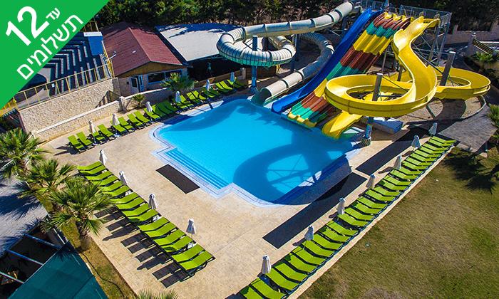 9 הכול כלול בכרתים למשפחות - מלון עם פארק מים