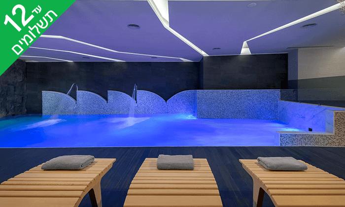 5 אפריל-יוני ברודוס - שמש, חופים ומלון 5* Olympic Palace המומלץ