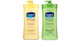 זוג יח' תחליב גוף Vaseline