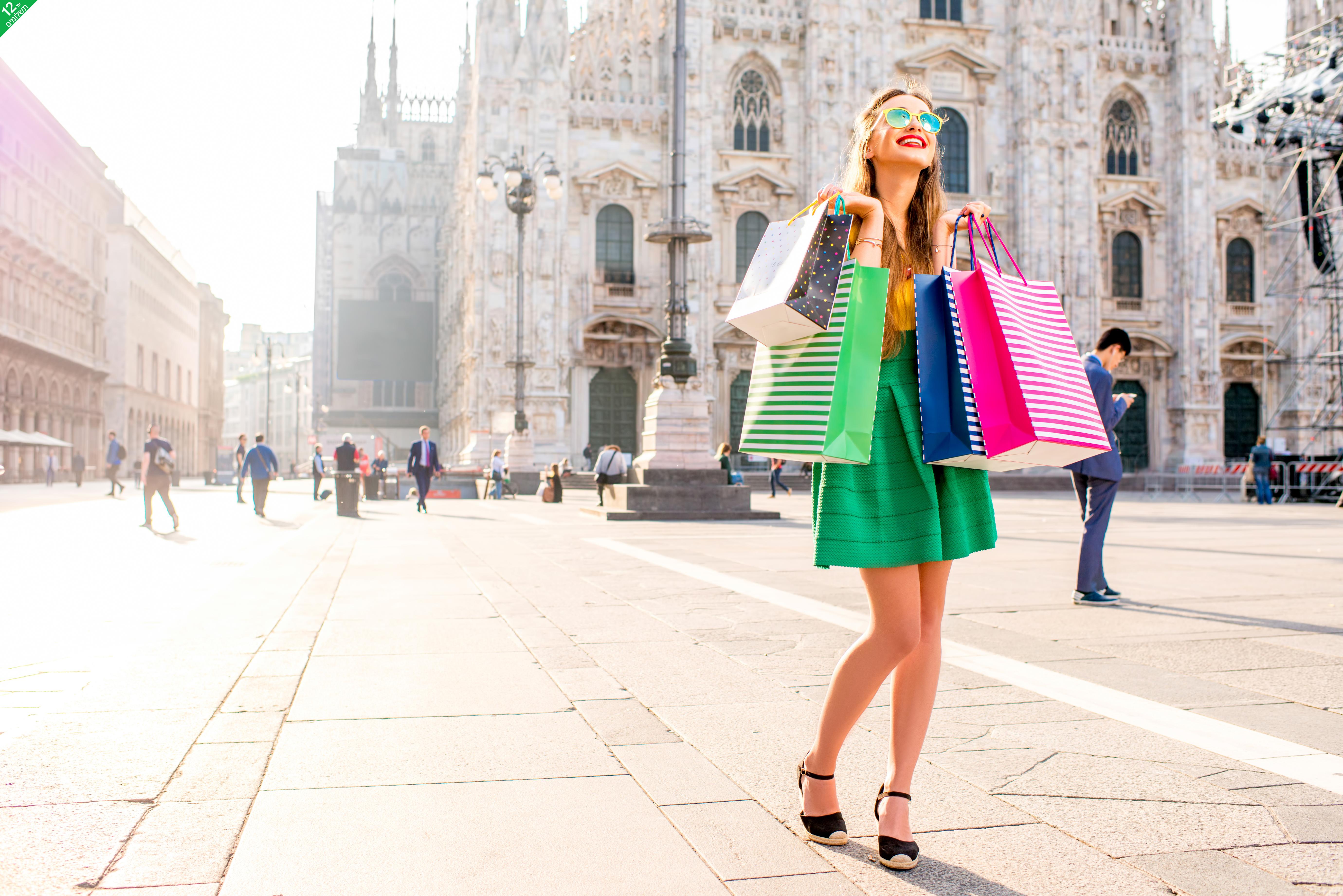 3 Camila Cabello במילאנו - שופינג, אוכל איטלקי והופעה בלתי נשכחת