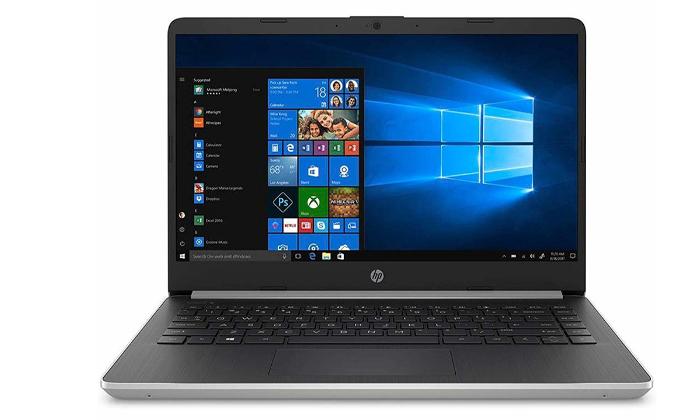 5 מחשב נייד HP עם מסך 14 אינץ' ומעבד דור 10 - משלוח חינם