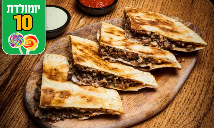9 מסעדת לחם בשר הכשרה למהדרין במרינה הרצליה - ארוחת בשרים זוגית