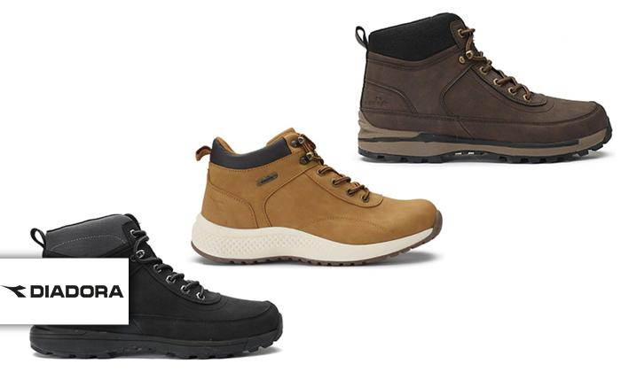 2  נעליים לגברים DIADORA- משלוח חינם