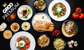 ארוחה זוגית במסעדת YULIA