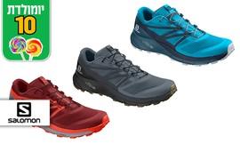 נעלי ריצת שטח לגבר Salomon