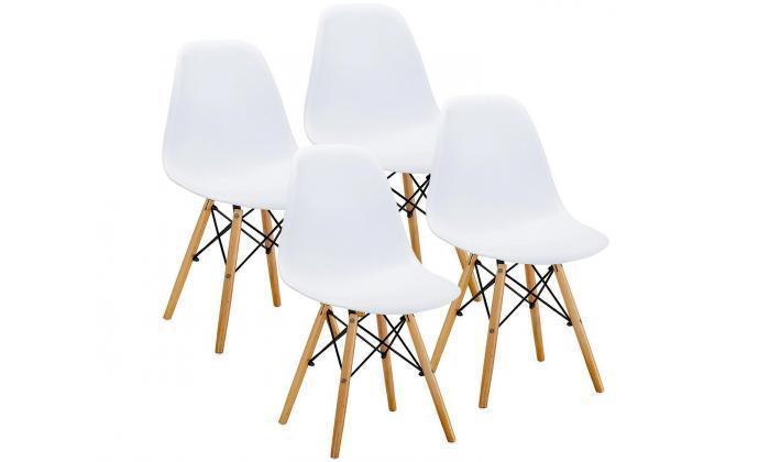 2 סט כיסאות אוכל BRADEX