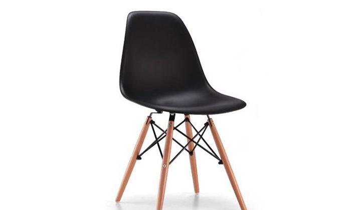 5 סט כיסאות אוכל BRADEX