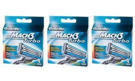 מארז 12 סכיני גילוח Gillette