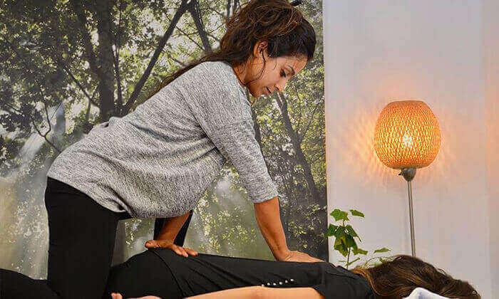 2 עיסוי ב'טיליה' - רשת קליניקות טיפוליות, תל אביב ורמת גן