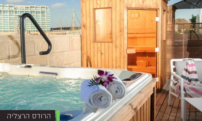 9 חבילת ספא זוגית עם עיסוי במבחר בתי מלון ברחבי הארץ