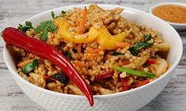 ארוחת מוקפץ ב-Wok A Way